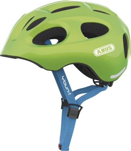 "Kask ""ABUS Youn-I sparkling green"""