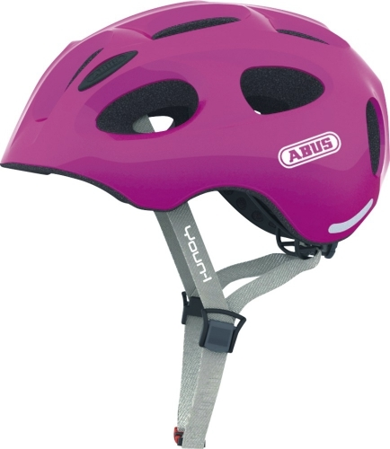 "Kask ""ABUS Youn-I sparkling pink"""
