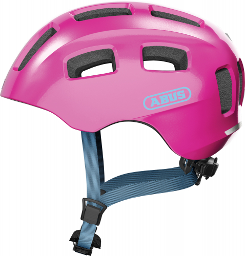 """Kask """"ABUS Youn-I 2.0 sparkling pink"""""""