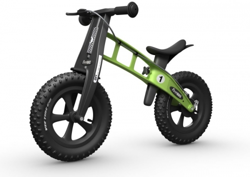 FirstBIKE FAT GREEN