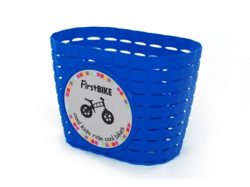 Niebieski koszyczek