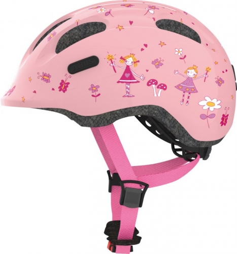 "Kask ""ABUS Smiley Princess"""
