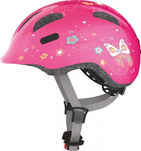 "Kask ""ABUS Smiley butterfly"""