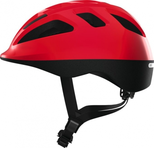 "Kask ""ABUS Smooty shiny red"""