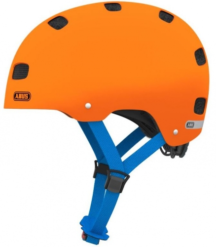 "Kask ""ABUS SCRAPER KID orange"""