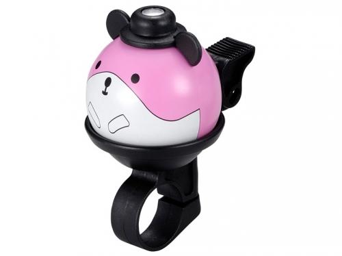 Dzwonek mysz różowy