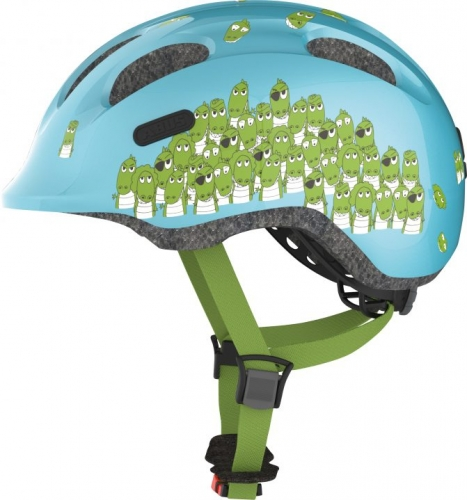 "Kask ""ABUS Smiley Croco"""